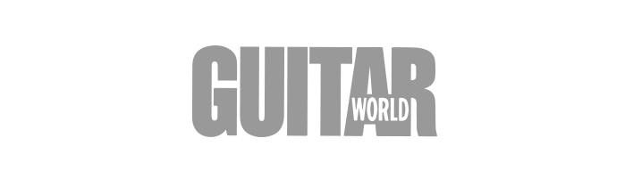 logo of Guitar World Magazine